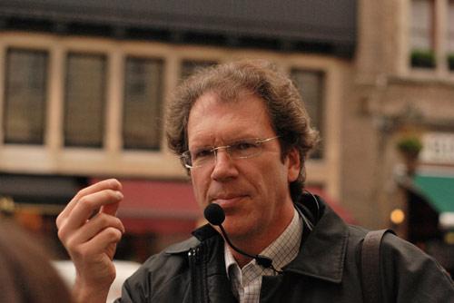 Гид, искусствовед, историк и переводчик в Бельгии Максим Шатров