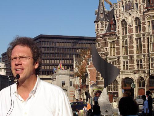 Рускоговорящий гид в Бельгии Максим Шатров
