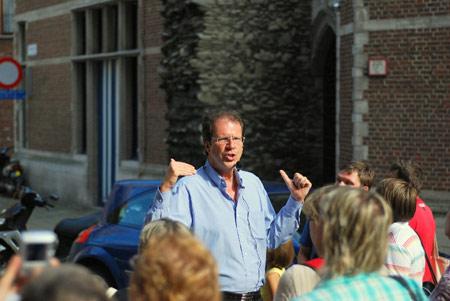 Экскурсии по городам Бельгии с Максимом Шатровым