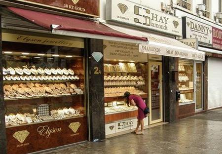 Покупка бриллиантов в Антверпене