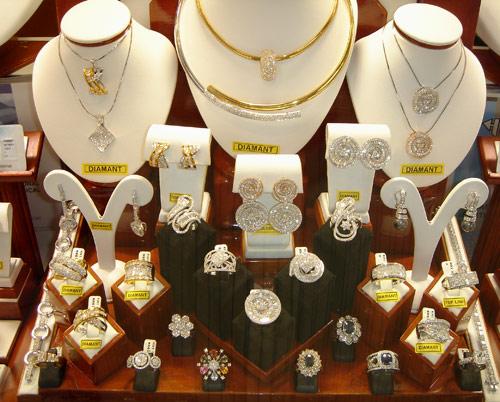 алмазы и бриллианты в Антверпене