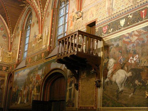 Брюгге - церковь святой крови