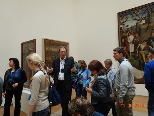 Экскурсии по Брюсселю с Максимом Шатровым