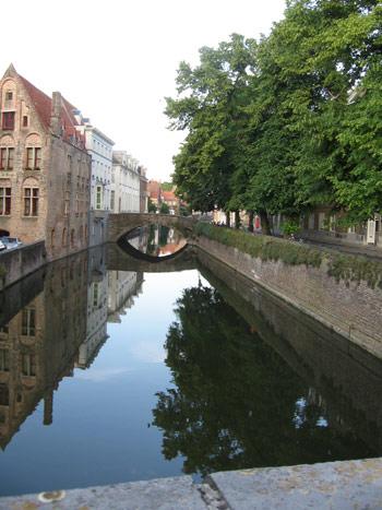 Брюгге - северная венеция